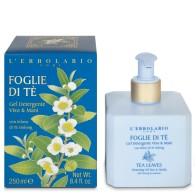 Τζελ καθαρισμού για το πρόσωπο & τα χέρια Foglie di Te
