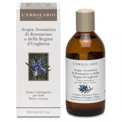 Acqua aromatica per pelli miste e grasse