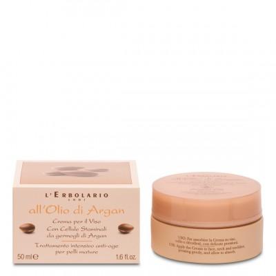 Anti-age Face Cream Argan Oil