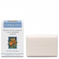 Panetto di non sapone per pelli delicate e sensibili