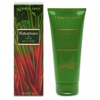 Body Cream Rhubarb