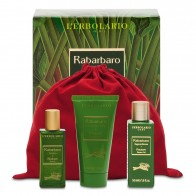 Travel Beauty-Set Rhubarb
