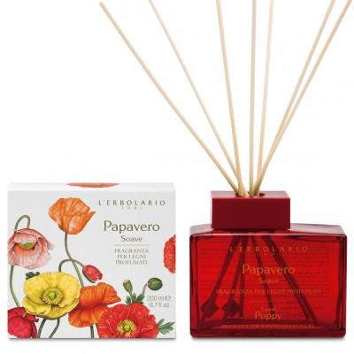 Fragrance for Scented Wood Sticks Sweet Poppy