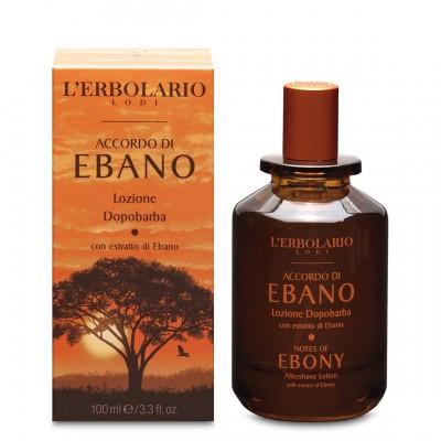Tονωτική λοσιόν για μετά το ξύρισμα Accordo di Ebano