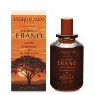 Aftershave Accordo di Ebano