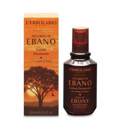 Αποσμητική Λοσιόν Accordo di Ebano