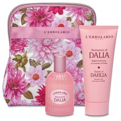 Beauty-Set Foglia Sfumature di Dalia